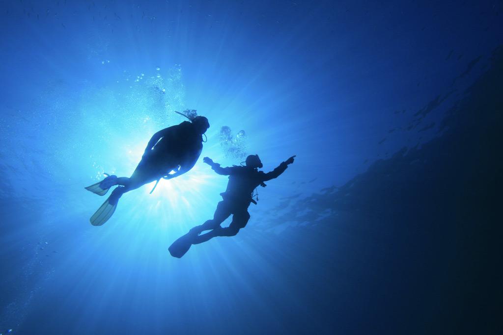 "Featured image for ""Jet Ski vs. Scuba Diving"""