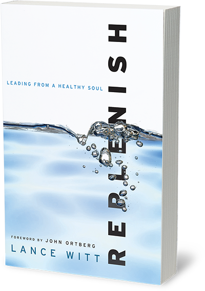 """Featured image for """"Replenish: Leading from a Healthy Soul"""""""